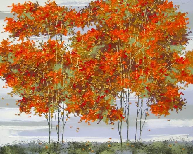 Lim Khim Katy 120 x 150 cm 40